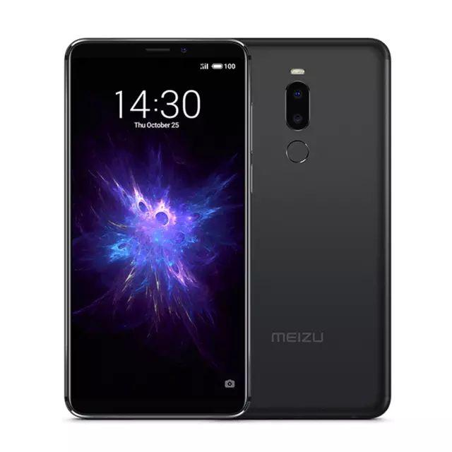 "Smartphone 5.99"" Meizu Note 8 - full HD+, SnapDragon 632, 4 Go de RAM, 64 Go, 4G (B20), noir"