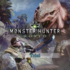 [PS+] Essai gratuit de Monster Hunter World sur PS4 (Dématérialisé)