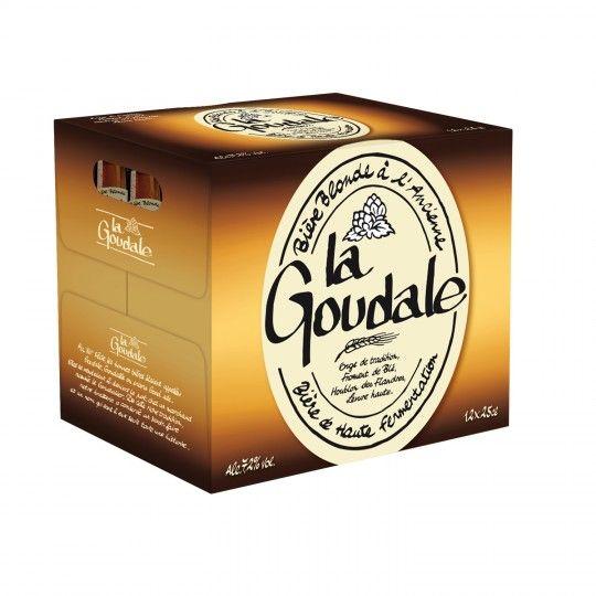 [Carte Cora] Sélection de bières en promotion - Ex : Pack de 12 bières La Goulade - 25cl - Massy (91)