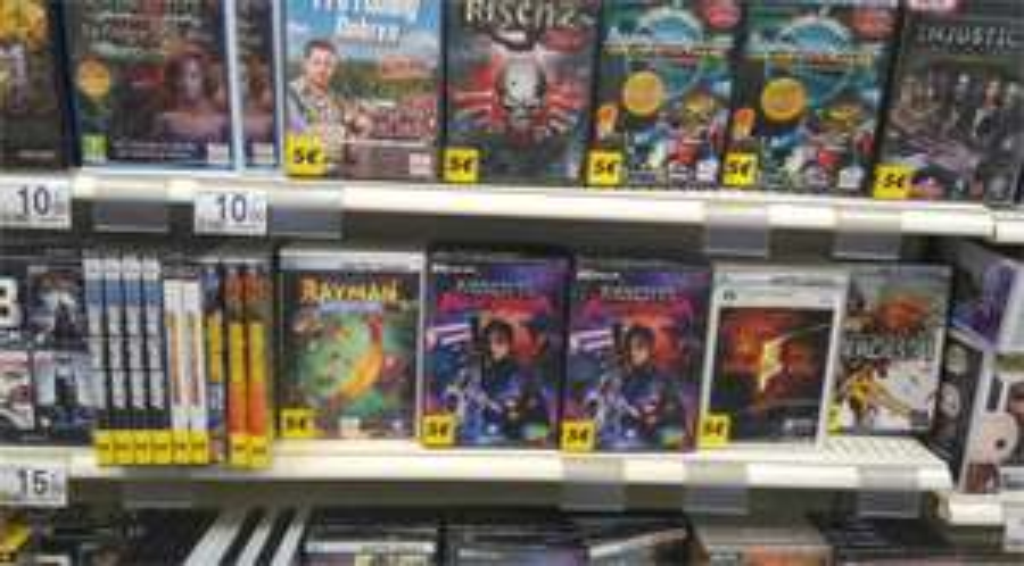 Sélection de jeux vidéo sur PC (Rayman Legends, Far Cry Blood Dragon, Risen 2...)