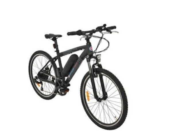 Vélo électrique VAE E-Mountain - 250W, Noir (vendeur tiers)