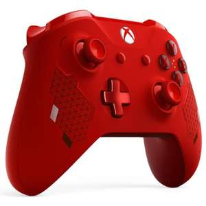 Manette sans fil Xbox One Sport Red Special Edition