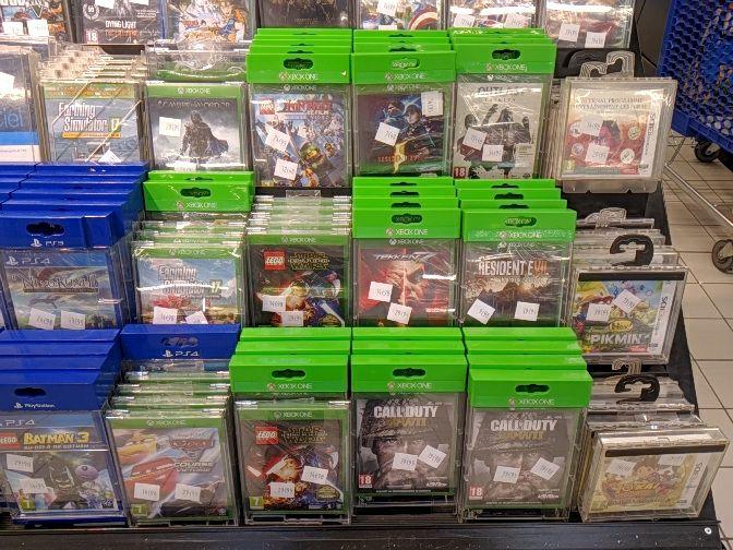 312fcb3812c 50% de réduction sur une sélection de jeux Xbox One et PS4 - Ex