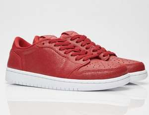 promo code 7bcb0 9c783 Chaussures Nike Jordan Brand Air Jordan 1 Retro Low NS - rouge (tailles 38,