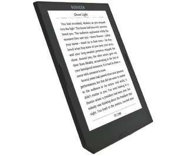 "Liseuse tactile 6"" Bookeen Cybook Muse FrontLight (via 10€ en fidélité)"