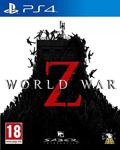 World War Z sur PS4