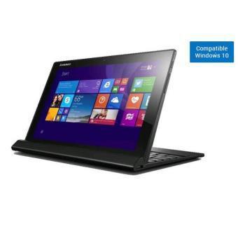 """[Adhérents] Tablette PC 10.1"""" Lenovo Miix 3-1030 80HV002TFR + 49.47€ en bon d'achat (via ODR de 50€) à 145€ pour adhérents (chèques cadeaux) ou"""