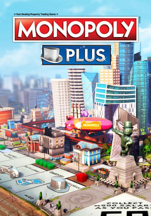 Jeu Monopoly Plus sur PC (Dématérialisé - UPlay)