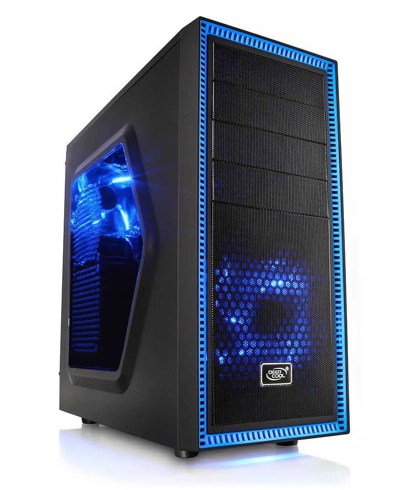 PC Gamer CSL Sprint 5945 - Ryzen 7 2700X, RX Vega 56, 16 Go DDR4 (3000 MHz), 240 Go SSD, Sans OS + 2 jeux offerts