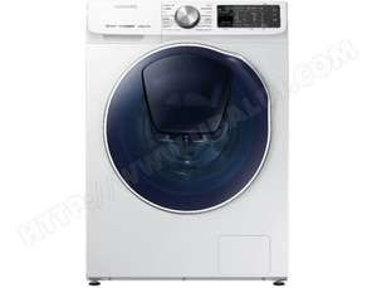 Lave linge séchant Frontal Samsung WD80N645OOMEF - 8Kg/5Kg, 1400tr/min (via ODR de 120€)