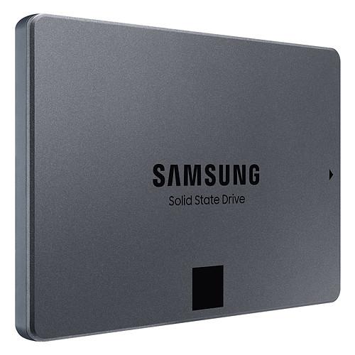 "SSD interne 2.5"" Samsung Série 860 QVO - 2 To, SATA III"