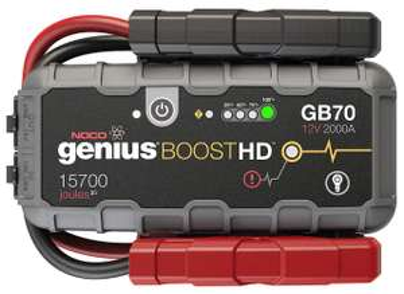 Starter Booster de voiture Noco Boost HD GB70 - 12V (vendeur tiers)