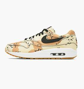 more photos 58449 7a21f Baskets Air Max 1 Premium - Beach Black Praline Light Crea (Tailles US 8