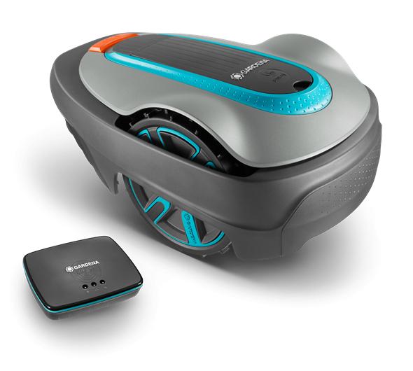 Robot tondeuse Smart Sileno CITY 500 Gardena (via ODR 100€)