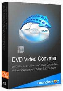 Logiciel WonderFox DVD Video Converter gratuit sur PC