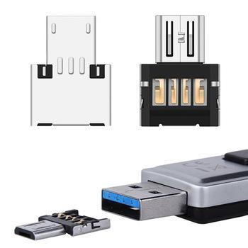 Mini adaptateur USB / Micro USB OTG