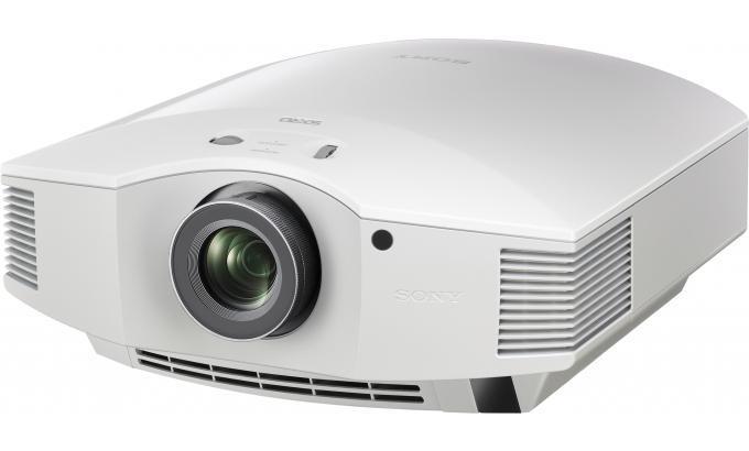 Vidéo-projecteur Sony VPL-HW55ES Full HD SXRD 3D - Blanc ou Noir