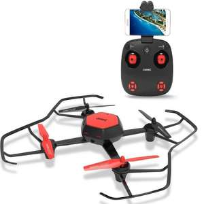 Drone Qimmiq QID Blimp avec Caméra Noir