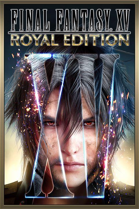 Jeu Final fantasy XV sur Xbox One - Edition royale (Dématérialisé)