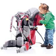 Porte-bébé Deuter Kid Comfort 2 + Pare-soleil et pluie (outdoorgb.com)
