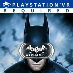 Batman: Arkham VR sur PS4 via PSVR (Dématérialisé)