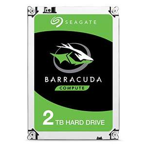 "Disque dur interne 3.5"" Seagate Barracuda - 2 To"