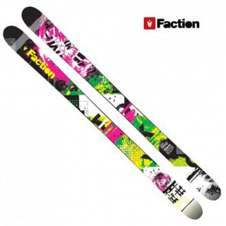 ski polyvalent Faction prodigy 2012