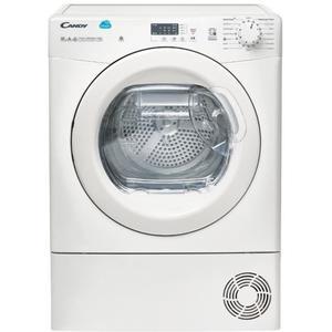 Sèche-linge Candy CS H10A1LE-S - 10 kg, Séchage pompe à chaleur, Classe A+, Blanc