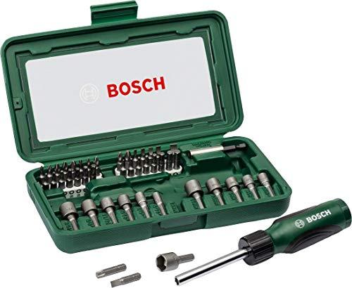 Coffret de vissage Bosch - 46 pièces