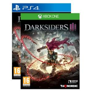 Darksiders III sur Xbox One ou PS4