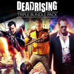 Pack Triplé gagnant Dead Rising sur PS4 (Dématérialisé)