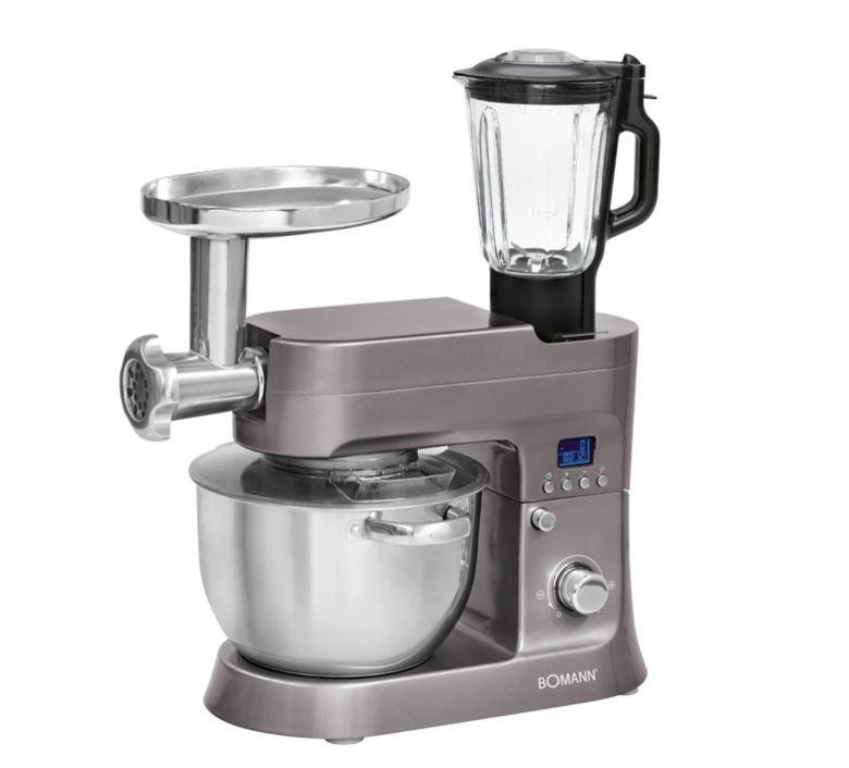 Robot de cuisine AEG Bomann KM 1395 CB