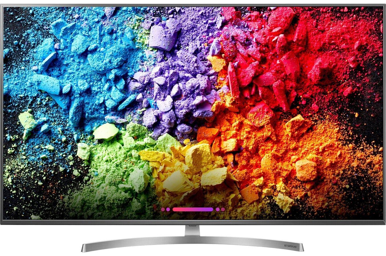 "TV 55"" LG 55SK8100PLA - 4K UHD, LED, Smart TV (+ 90€ en carte cadeau)"
