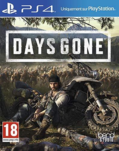Jeu Days Gone sur PS4
