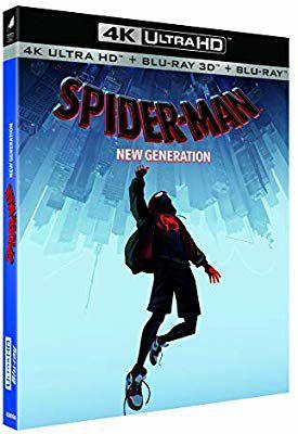 Sélection de Blu-ray 4K UHD / 3D en promotion - Ex: Spider-Man: New Generation