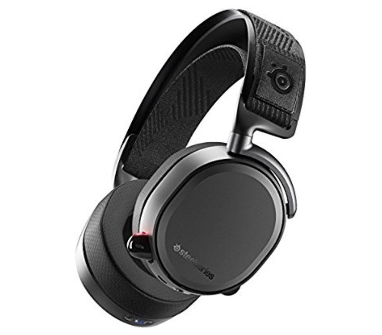Micro casque sans fil SteelSeries Arctis Pro Wireless - 2,4 G & Bluetooth