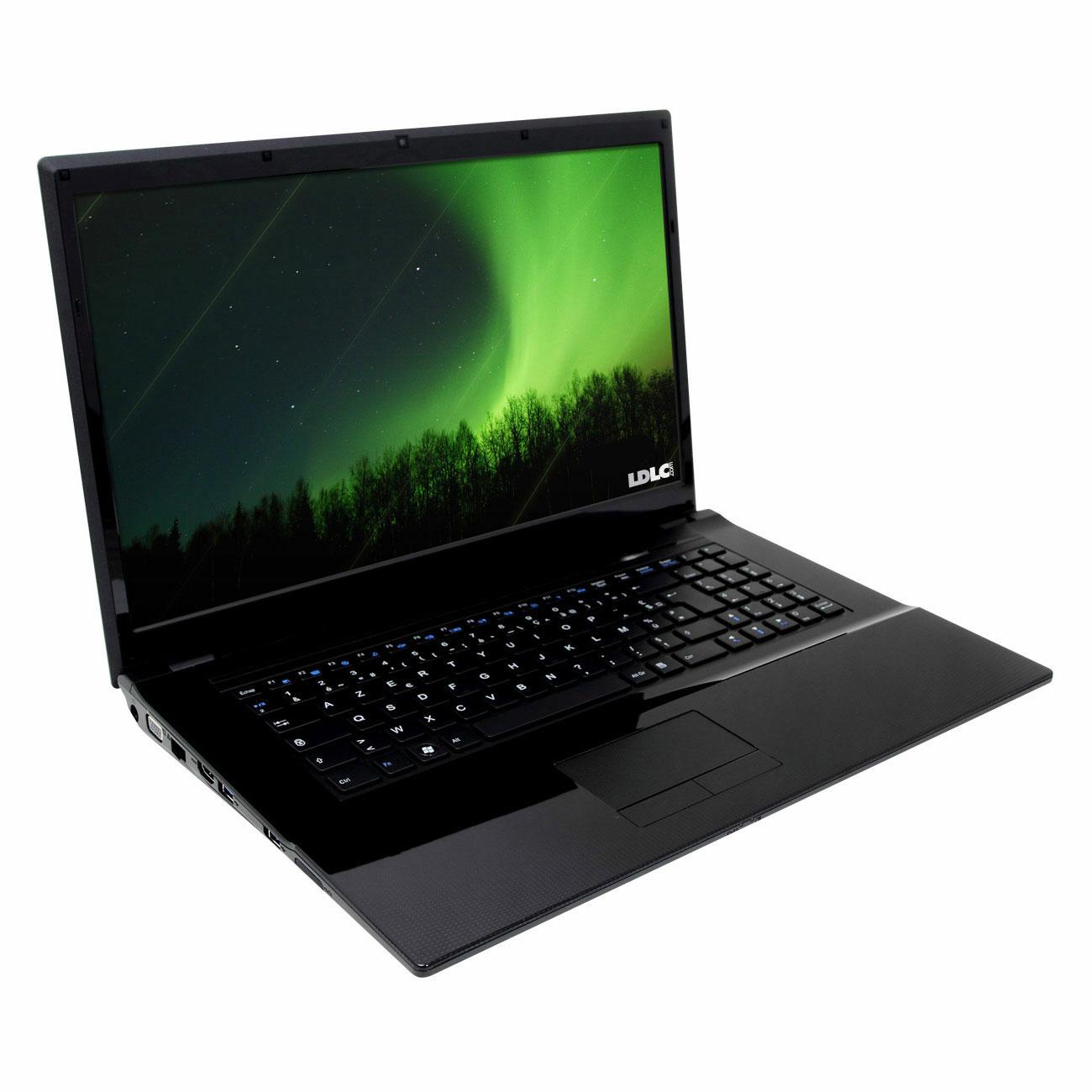 """PC Portable LDLC Aurore - Intel Core i3, 4 Go RAM, 17.3""""... Sans OS (Deux autres PC en promotion, voir description)"""
