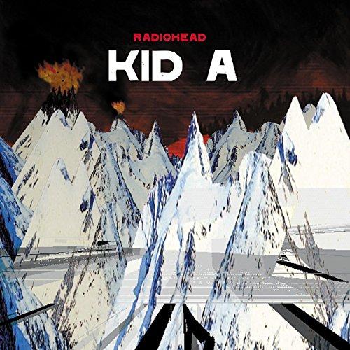 Double vinyle Radiohead Kid A