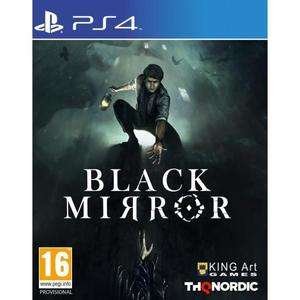 Black Mirror sur PS4