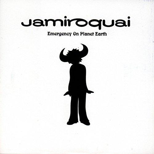 "Vinyle de Jamiroquai ""Emergency on planet earth """