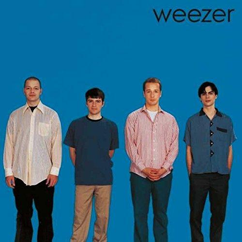 Disque vinyle Weezer - Blue Album