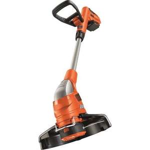 Coupe-bordure Black + Decker GLC1823L20-QW sans fil + chargeur + batterie (via ODR 30€)