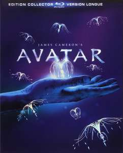 Coffret blu-ray Avatar Édition Collector - Version Longue
