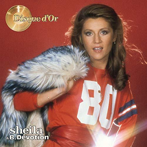Vinyle Sheila & B.Devotion Disque d'Or