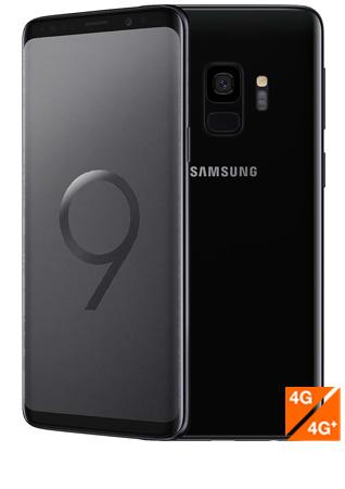 """Smartphone 5.8"""" Samsung Galaxy S9 - 64 Go Double SIM (Via ODR de 60€)"""