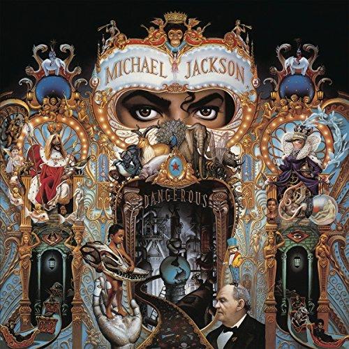 Sélection de Vinyles en promotion - Ex: Vinyle Michael Jackson : Dangerous