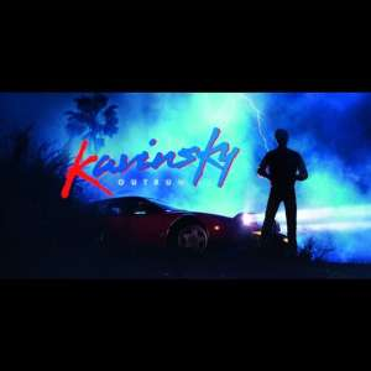 Vinyle Kavinsky - Outrun LP