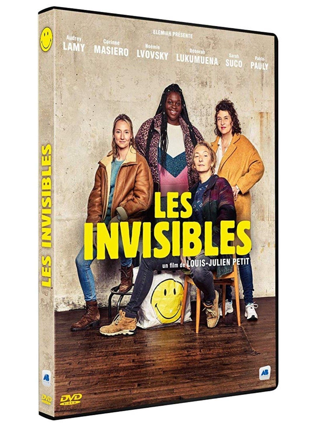 Sélection de Films en promotion - Ex : Les invisibles