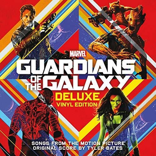 Double Vinyle Les Gardiens de la Galaxie Deluxe
