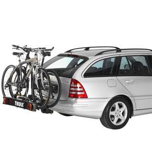 Porte-vélos Thule RideOn 2 sur Attelage - 2 Vélos, Charge de 30 kg, Noir